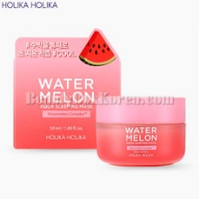 HOLIKA HOLIKA Water Melon Aqua Sleeping Mask 50ml,HOLIKAHOLIKA