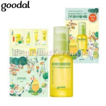 GOODAL Green Tangerine Vita C Dark Spot Serum Special Set 2items [2019 S/S],GOODAL