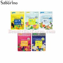 SABORINO Morning Facial Sheet Mask Pack 5ea,SABORINO