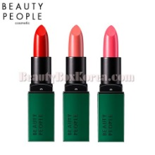 BEAUTY PEOPLE Real Fit Shine Lipstick 3.4g,Beauty People