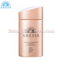 ANESSA Perfect UV Sunscreen Mild Milk SPF50+ PA++++ 60ml,ANESSA