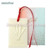 INNISFREE 2019 Jeju Scent Picker Scented Wax Tablet Sparkling Coral 65g [Coral Collection],INNISFREE