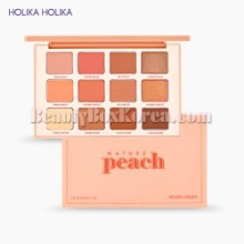 HOLIKA HOLIKA Peice Matching Eye Shadow Palette Mature Peach 12g,HOLIKAHOLIKA