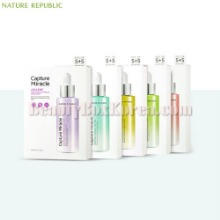 NATURE REPUBLIC Capture Miracle Mask Sheet 30ml*10ea [Online Excl.],NATURE REPUBLIC