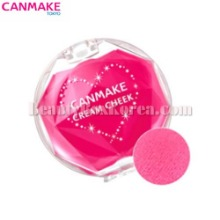 CANMAKE Cream Cheek Blusher 2.3g,CANMAKE