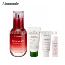 MAMONDE Red Energy Recovery Serum Special Set 4items,MAMONDE