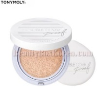 TONYMOLY Double Cover Proof Cushion SPF50 PA++++ 25g,TONYMOLY