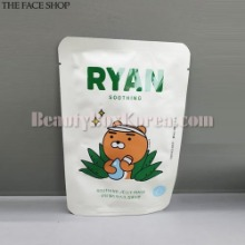 THE FACE SHOP Ryan Soothing Jelly Mask 30ml [THE FACE SHOP X KAKAO FRIENDS]