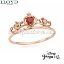 LLOYD Snow White Tiara Ring 1ea LRT19025T [LLOYD x DISNEY Princess],Beauty Box Korea