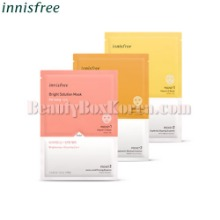 INNISFREE Bright Solution Mask 22ml