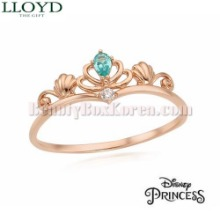 LLOYD The Little Mermaid Ariel Tiara Ring 1ea LRT19023T [LLOYD x DISNEY Princess],Beauty Box Korea