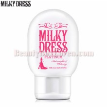 MILKY DRESS The White Platinum 65ml,Beauty Box Korea