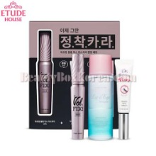 ETUDE HOUSE Lash Perm Volume Fix Mascara Set 3items