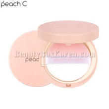 PEACH C Honey Glow Cover Cushion SPF50+ PA+++ 15g