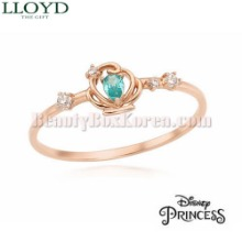 LLOYD The Little Mermaid Ariel Motive Ring 1ea LRT19028T [LLOYD X DISNEY Princess],Beauty Box Korea