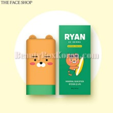 THE FACE SHOP Dr.Belmeur Ryan Mineral Sun Stick SPF50+ PA+++ 20g [THE FACE SHOP X KAKAO FRIENDS]
