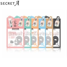 SECRET A Skin Guardian 3Step Mask Pack 25ml