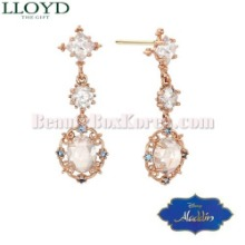 LLOYD Ethnic Aladdin 14K Gold Earrings 1pair LPSJ4024G [LLOYD x ALADDIN][Jasmine Collection],Beauty Box Korea