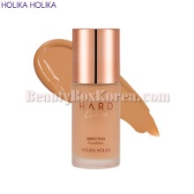 HOLIKA HOLIKA Hard Cover Perfecting Foundation SPF50+ PA++++ 30ml [Terra Cotta Edition]