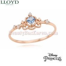 LLOYD Cinderella Motive Ring 1ea LRT19031T [LLOYD X DISNEY Princess],Beauty Box Korea