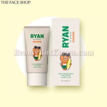 THE FACE SHOP Dr.Belmeur Ryan Non-Comedogenic Sun Cream SPF40 PA+++ 70ml [THE FACE SHOP X KAKAO FRIENDS]
