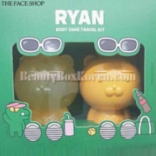 THE FACE SHOP Ryan Body Care Travel kit 2items [THE FACE SHOP X KAKAO FRIENDS]