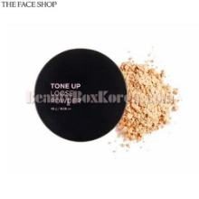 THE FACE SHOP Tone Up Loose Powder 10g,Beauty Box Korea