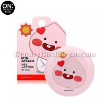 ON THE BODY Little Apeach Natural No sebum Sun Pact SPF40 PA++ 9g [ON THE BODY X LITTLE FRIENDS]