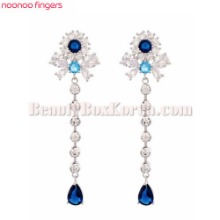 NOONOOFINGERS Summer Drop Earrings 1pair,Beauty Box Korea