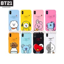 BT21 Hang Out Soft Case 1ea