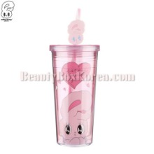 ESTHER LOVES YOU Ice Tumbler #Face Bunny 1ea