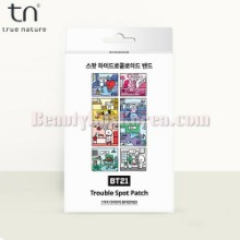 TN BT21 Trouble Spot Patch 140ea