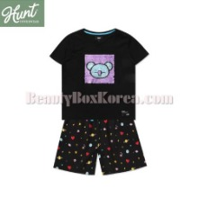 HUNT INNERWEAR BT21 Universtar Spangled Pajama Set 1ea,Beauty Box Korea