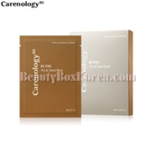 CARENOLOGY 95 BE:FINE The AC Sheet Mask 20g*10ea