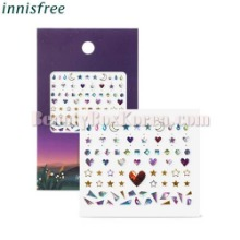 INNISFREE Point Sticker (Nail & Face) 1ea [2019 Jeju Color Picker Summer Limited]