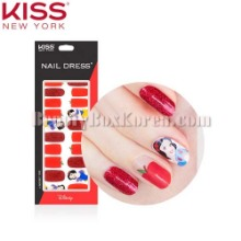 KISS NEW YORK Nail Dress 1ea [Disney Edition]