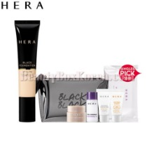 HERA Black Foundation SPF15/PA+ 35ml Set 7items [JULY 2019 Limited],Beauty Box Korea