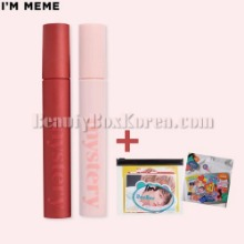 I'M MEME BAE JIN YOUNG&PARK JI HOON Sticker Pack Tint Set 3items [Limited],Beauty Box Korea