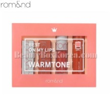ROMAND Best On My Lips kit 4items [Limited Edition]