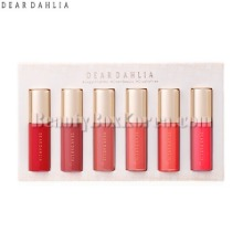 DEAR DAHLIA Paradise Dream Velvet Lip Mousse Set 6items