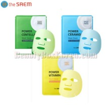 THE SAEM Power Mask Sheet 28*3ea,THE SAEM