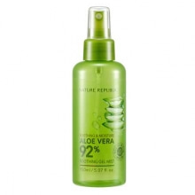NATUREREPUBLIC Soothing and Moisture Aloe Vera 92% Soothing Gel Mist 150ml,Beauty Box Korea