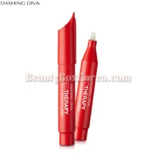 DASHING DIVA Red Therapy Cuticle Removing Pen 4.2ml
