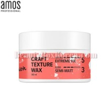 AMOS PROFESSIONAL Style Expression Craft Texture Wax 80ml