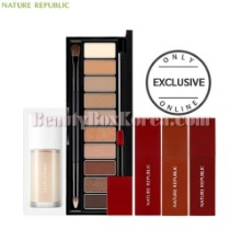 NATURE REPUBLIC Pro Touch Shadow Palette Set 3items [Online Excl.]