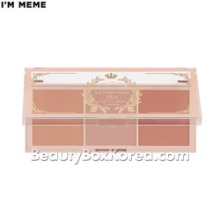 I'M MEME Afternoon Tea Blusher Palette 11.4g,MEME BOX