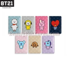 BT21 Card Case - Dot 1ea [BT21 x MONOPOLY]