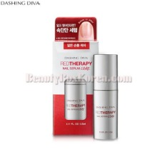 DASHING DIVA Red Therapy Nail Serum Core 3.5ml