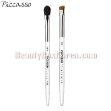 PICCASSO Collezioni 207A Eyeshadow + 301 Eyebrow Brush Set 2items