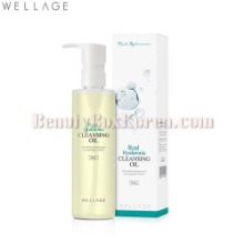 WELLAGE Real Hyaluronic Cleansing Oil 200ml
